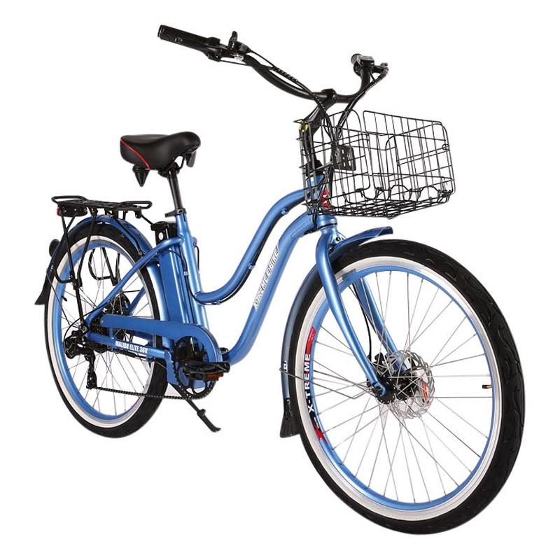 X-Treme Malibu Elite Max Electric Beach Cruiser