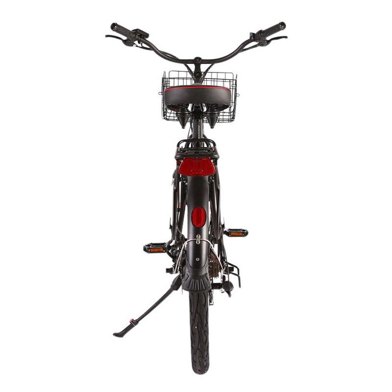 X-Treme Malibu Elite Max 36v Electric Beach Cruiser rear