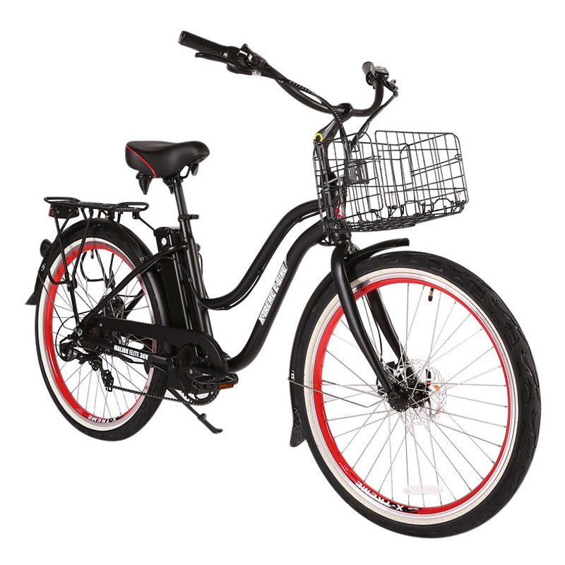 Step-Through Electric Beach Cruiser, the Malibu Elite Max from X-Treme