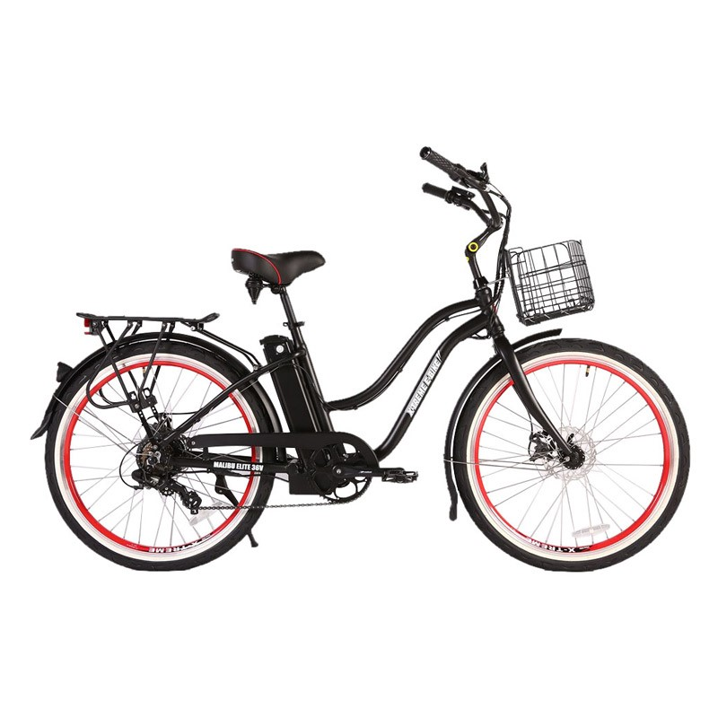 X-Treme Malibu Elite Max electric bicycle