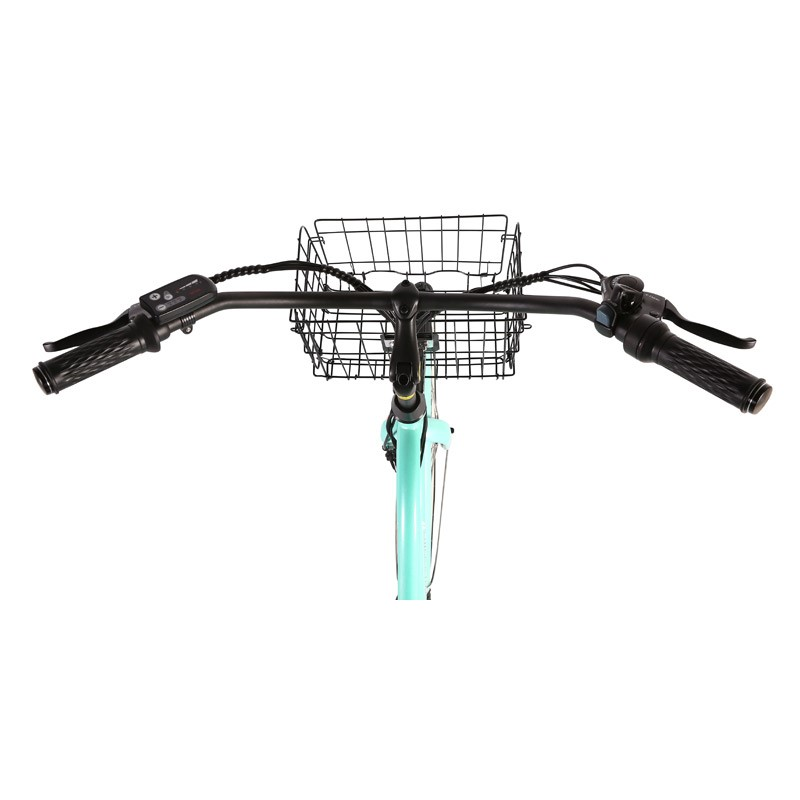 X-Treme Malibu Elite Max 36v Electric Beach Cruiser handlebars