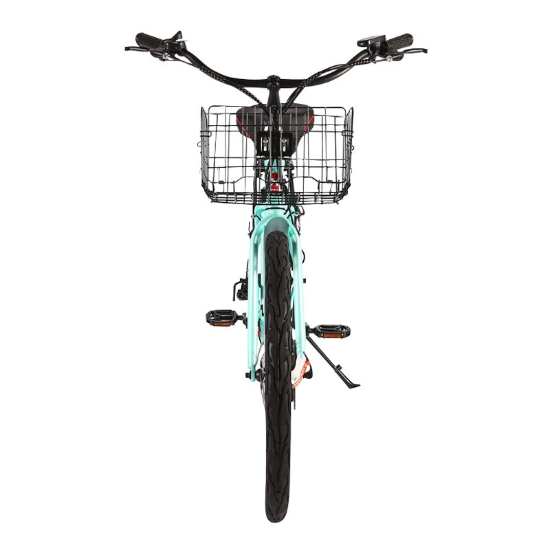 X-Treme Malibu Elite Max 36v Electric Beach Cruiser front