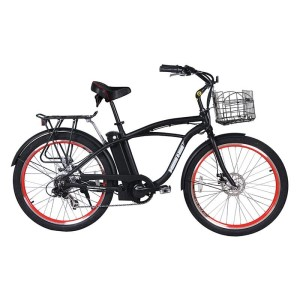 X-Treme Newport Elite 24v Electric Bicycle Beach Cruiser
