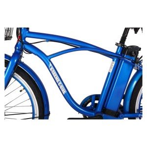 X-Treme Newport Elite Electric Beach Cruiser frame