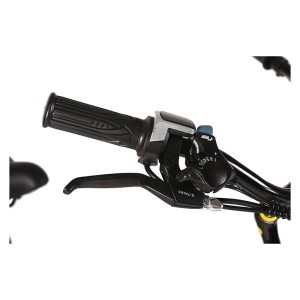 X-Treme Newport Elite 24v Electric Beach Cruiser twist throttle