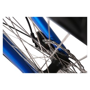 X-Treme Newport 24v Elite Men's Electric Beach Cruiser front brake