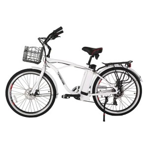 X-Treme Newport Elite Beach Cruiser electric bike