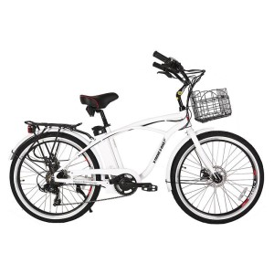 X-Treme Newport Electric Beach Cruiser