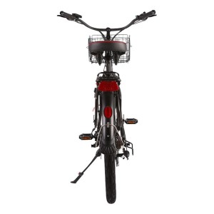 X-Treme Newport Elite Max 36 volt Electric Beach Cruiser rear