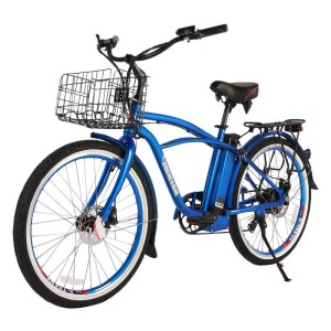 X-Treme Newport Elite Max 36v Electric Beach Cruiser