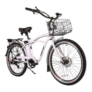 X-Treme Newport Elite Max Electric Beach Cruiser bike