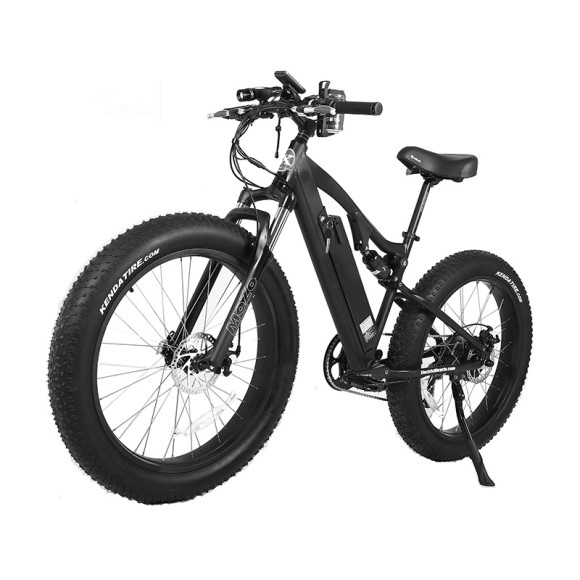 X-Treme Rocky Road 48v Fat Tire Electric Mountain Bike