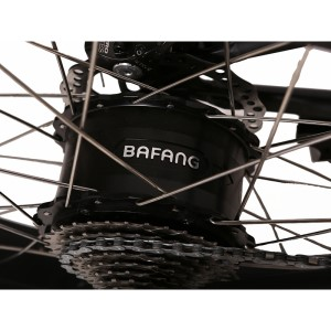 Bafang 500 watt zero resistance motor on X-Treme Rocky Road