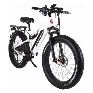 X-Treme Rocky Road Men's Fat Tire Electric Mountain Bike