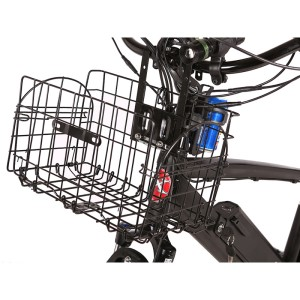 X-Treme Laguna 48v Electric Beach Cruiser basket