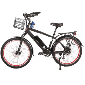 Men's Electric Beach Cruiser, the Laguna from X-Treme
