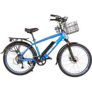 X-Treme Laguna electric bike beach cruiser