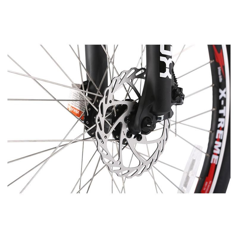 X-Treme X-Cursion Elite Max dual arm JAK front disk brakes