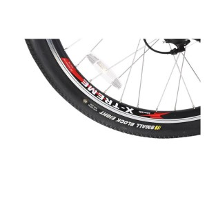 Kenda tire on X-Treme X-Cursion Elite Max