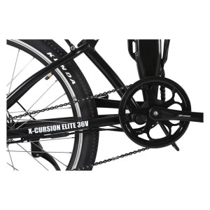 X-Treme X-Cursion Elite Max drivetrain