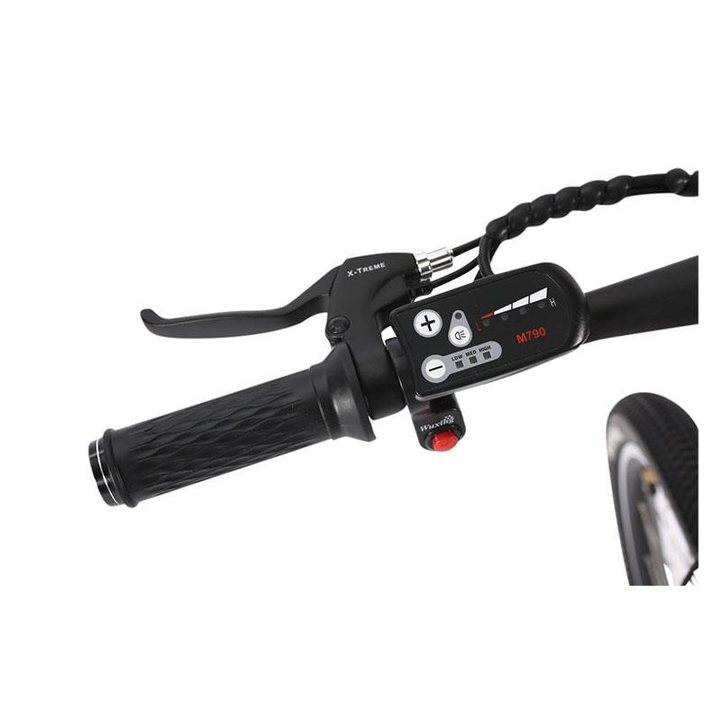X-Treme X-Cursion Elite Max brake lever