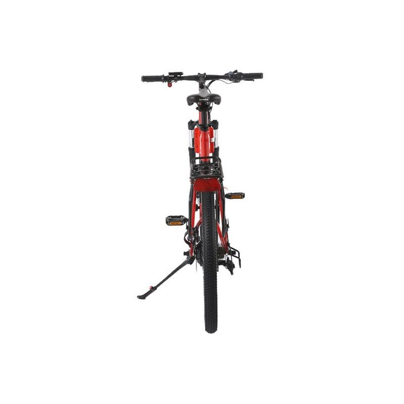 X-Treme X-Cursion Elite Max 36 Volt Folding Electric Mountain Bike back