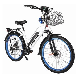 X-Treme Catalina Electric Beach Cruiser Bicycle