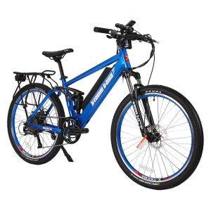 X-Treme Rubicon 48v Long Range Electric Mountain Bike