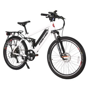 X-Treme Rubicon Men's Electric Mountain Bike