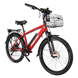 X-Treme Laguna 48v Electric Beach Cruiser bike