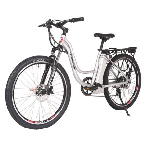 X-Treme Trail Climber Elite 24 Volt Electric Mountain Bike aluminum