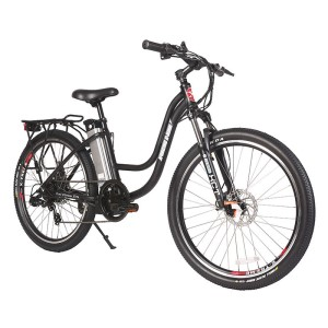 X-Treme Trail Climber Elite 24 Volt Electric Mountain Bike black