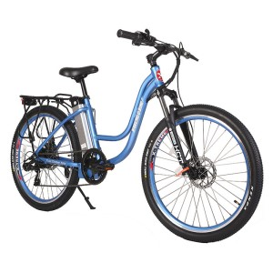 X-Treme Trail Climber Elite 24V Step-Through Electric Mountain Bike