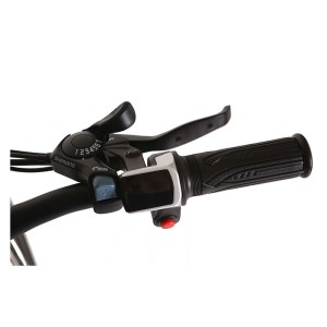 X-Treme Trail Climber Elite twist throttle