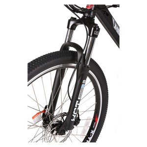 X-Treme Trail Maker SA Suntour XCM front fork hydraulic suspension