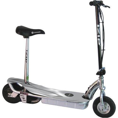 I-Zip 300 Electric Scooter with Removable Seat