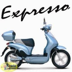 Rad2Go Expresso Electric Scooter