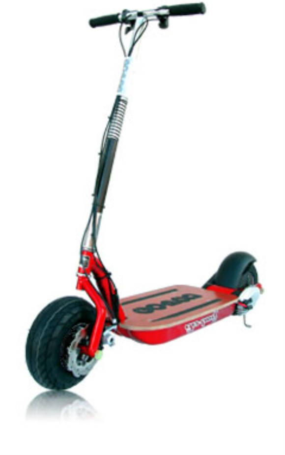 Go-Ped ESR 750 Li-Ion Electric Scooter