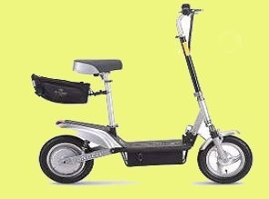MAX-e Power Bike Electric Scooter