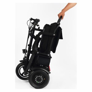 Folding Electric Trike from MotoTec
