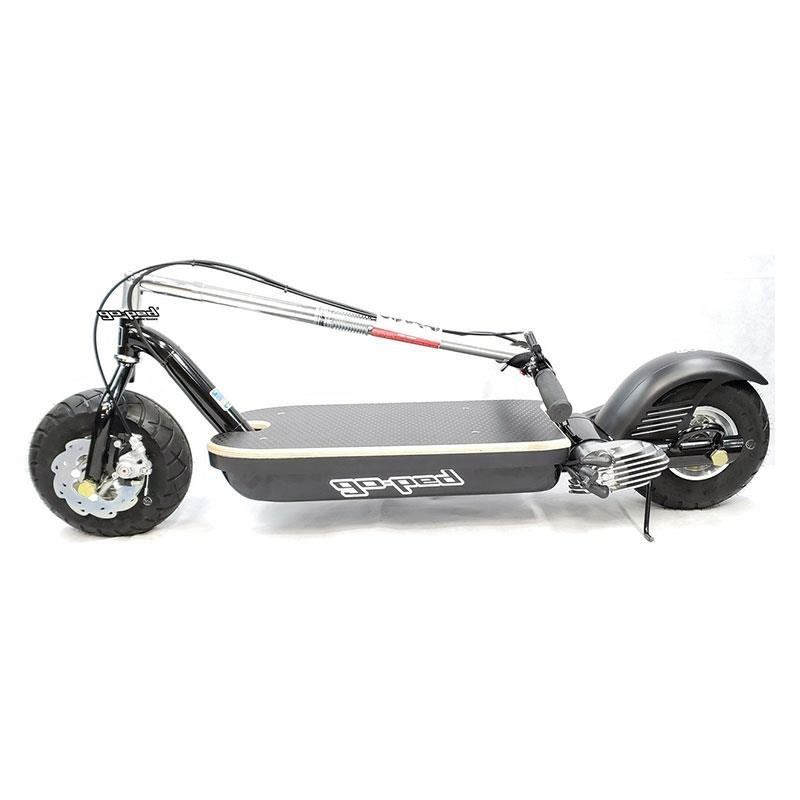 Go-Ped ESR 750 electric scooter folded
