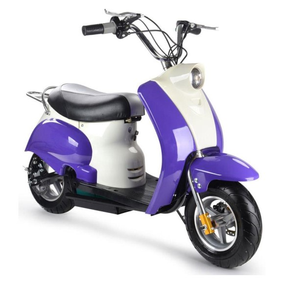 MotoTec 24v Electric Moped