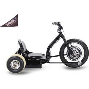 MotoTec Drifter 48v Electric Trike side