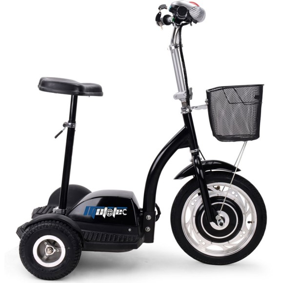 MotoTec Electric Trike 36 Volt 350 Watt
