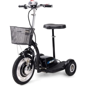 MotoTec Electric Trike 36v 350w side
