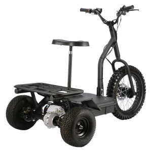MT-TRK-1200 MotoTec Electric Trike