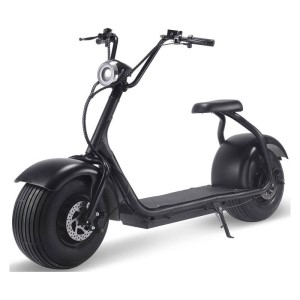 MotoTec Fat Tire 60v 18ah 2000w Lithium Electric Scooter