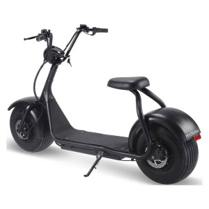 60v 18ah 2000w MotoTec Fat Tire Lithium Electric Scooter