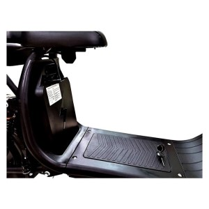 2000w 60v MotoTec Knockout electric scooter deck