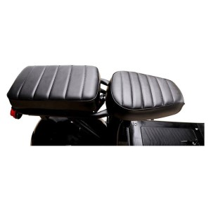 2000w MotoTec Knockout electric scooter seat
